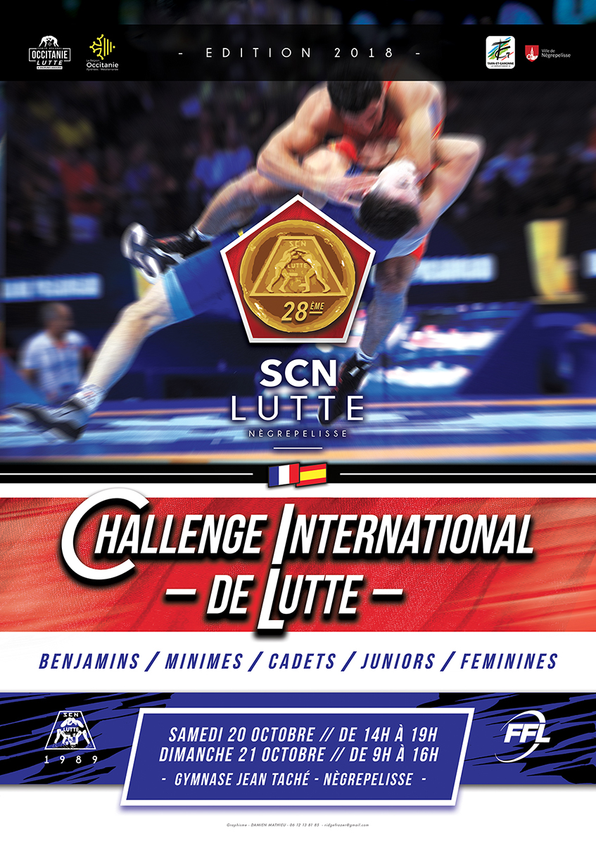 Challenge International de Lutte